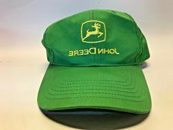 Vintage JOHN DEERE Snapback Trucker Hat Cap Patch new no tag