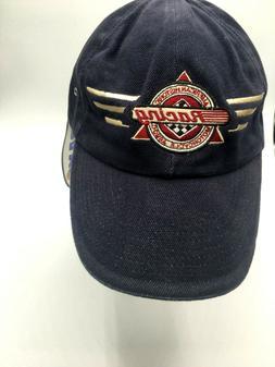 Vintage Trucker Hat CAP AMERICAN HISTORIC MOTORCYCLE ASSOC.