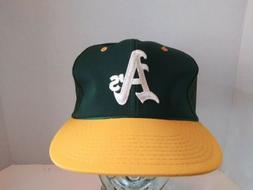 VTG Oakland Athletics A's Sports Specialties Snapback Truc