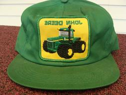 vtg rare patch tractor trucker hat cap