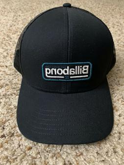 Billabong Walled Trucker Hat - Black - New