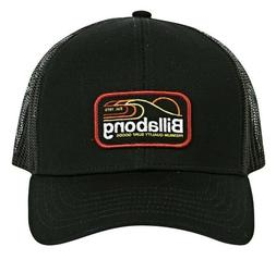 Billabong Walled Trucker Hat Black