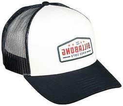 Billabong Walled Trucker Hat - Blue / White - New