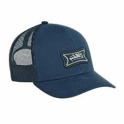 Billabong Walled Trucker Kids Headwear Cap - Slate Blue One
