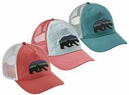 Women's PATAGONIA Fitz Roy Bear Layback Trucker Hat #38209 5