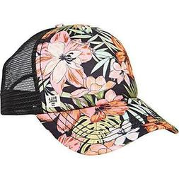 Women's Billabong Flamingo Heritage Mashup Trucker Hat