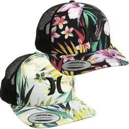 Hurley Women's Floral Garden Trucker Hat Cap