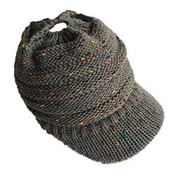 Editorial Pick URIBAKE ❤ Women s Knitted Hats Peaked Hollow Out Crochet M 1e9d858dfce5