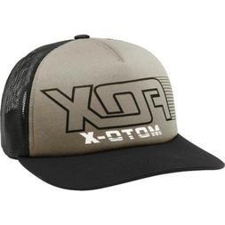 best service 917a4 d8829 Fox Racing Womens Girls Throttle Maniac Trucker Hat Black OS