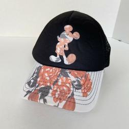 Neff X Disney Women's Mickey Mouse Floral SnapBack Trucker