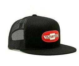 Brixton x Chevy Michigan Bel Air Black Trucker Hat Snapback