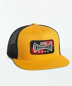VANS x INDEPENDENT Trucker Hat *NEW Indy Trucks SNAPBACK CAP