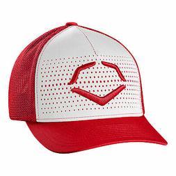 Evoshield XVT Flexfit Baseball/Softball Trucker Hat - Scarle