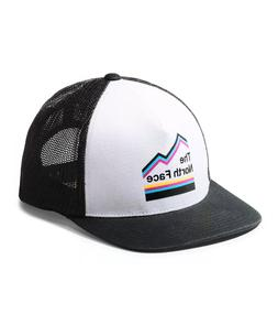 The North Face Youth Keep It Structured Trucker Hat White Ad
